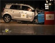Livraison Euro NCap : toutes des stars sauf Chevrolet Spark et Toyota Urban Cruiser