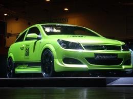 Opel Astra GTC Turbo GPL par Irmscher