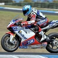 Superbike - Imola M.1: Carlos Checa net et sans bavure