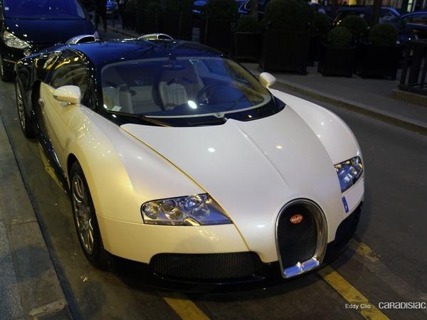 Photos du jour : Bugatti Veyron