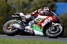Moto GP - Australie: Bradl jette finalement l'éponge