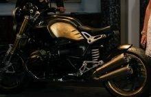 Concept - BMW: la NineT se met aussi au tatouage