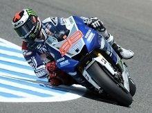 Moto GP - Australie J.1: Jorge Lorenzo prend les commandes