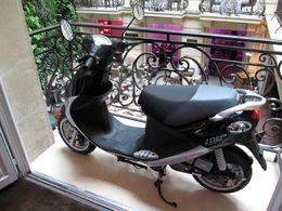 Reportage : le nouveau scooter électrique PGO IDep m'a charmé!