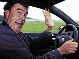 Jeremy Clarkson pour la première fois de sa vie amendé pour excès de vitesse