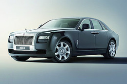 Rolls Royce 200 EX: les 1ères photos!
