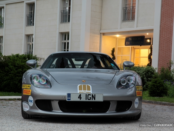 Photos du jour : Porsche Carrera GT (Supercars on Tour)