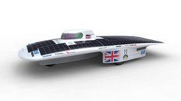 World Solar Challenge 2009 : un prototype à l'énergie solaire
