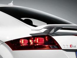 Audi TT-RS: on tease un coup?
