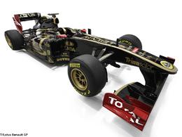 F1: Voici la Lotus Renault R31 !