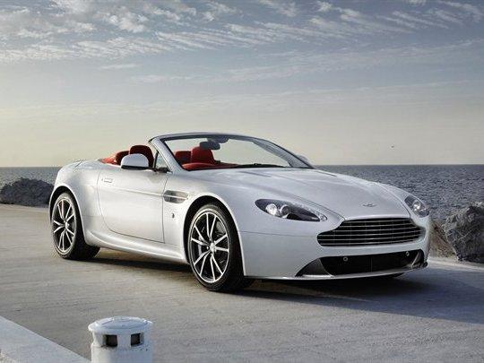 Salon de Genève 2012 : Aston Martin apporte quelques retouches à sa gamme Vantage