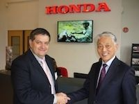 Honda/ECF : nouvel accord de partenariat entre les deux entreprises