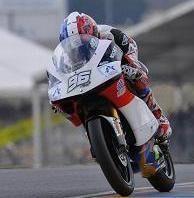 Visite de l'équipe Matteoni Racing