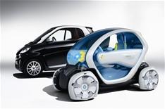 Smart et Renault s'allient pour Zoé et Fortwo (et d'autres)