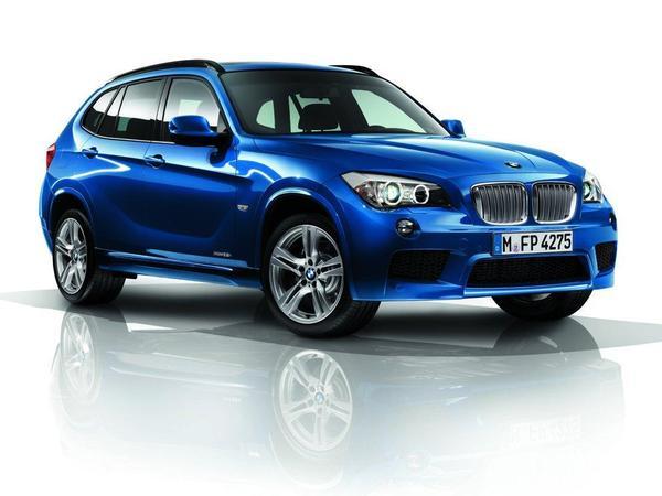 BMW préparerait-il un X1 pour la gamme M Performance ?