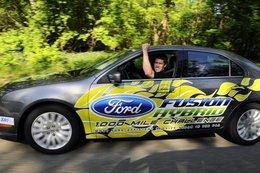 La Ford Fusion Hybrid 2010 obtient un record de consommation