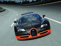 Salon de Genève - Une nouvelle Bugatti?