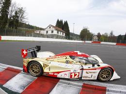 36 concurrents en Le Mans Séries 2011