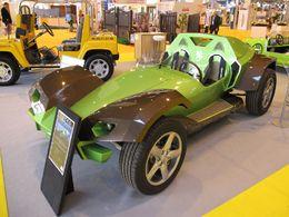 En direct de la Foire de Paris : les véhicules écolos du Concours Lépine