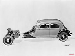Question du jour n°65 : quelle fut la première voiture de grande série à traction avant ?