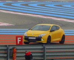 Renault Mégane 3 RS en clair!