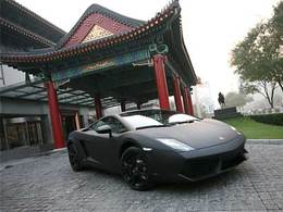 Lamborghini s'attend à une baisse du marché chinois
