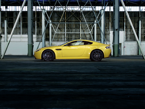"Rapid'news - Aston Martin V12 Vantage ""track"", Nissan tease avant le salon de Sao Paulo..."
