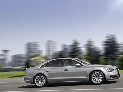 La future Audi A8 en mode autonome!