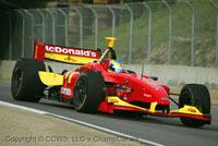 Champ Car: Bourdais marque les esprits