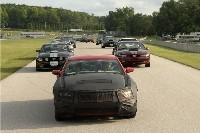 """Ford Mustang """"2010"""": elle se """"démontre"""" déjà [photos + vidéo]"""