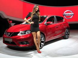 Nissan au Mondial de Paris : 328 commandes enregistrées