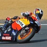 Moto GP - Honda: Dani Pedrosa s'est finalement fait opérer et Casey Stoner continue de tourner