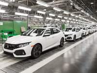 Une Honda Civic produiteen Amérique du Nord à venir ?