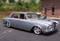 """Rolls Royce Silver... bullitt: 1040 ch et un look """"à l'enfer"""""""
