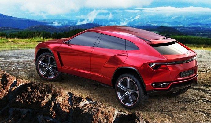 Lamborghini doublera sa production annuelle grâce au SUV
