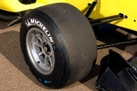 Michelin fournisseur unique et officiel en A1GP!