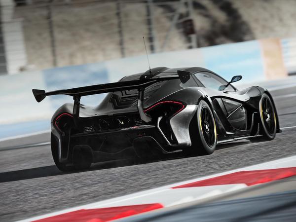 (Vidéo) Future McLaren P1 GTR: bienvenue à bord