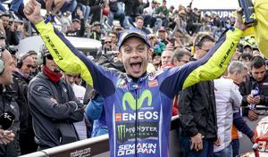 MotoGP - Australie J.3: Rossi n'a pas peur de la fougue de la jeunesse