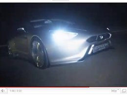 [vidéo] la Furtive e-GT d'Exagon Motors se présente en beauté