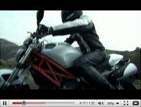 La Ducati Monster 796 fait sa belle en vidéo