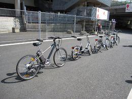 En direct de la Foire de Paris : des nouveaux vélos à assistance électrique