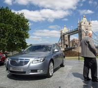 Salon de Londres: Opel Insignia: un début de carrière spectaculaire