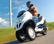 Electrique: l'Europe lance des fonds et Piaggio avec KTM vont en profiter