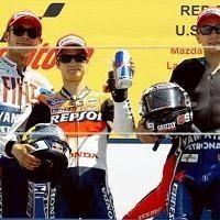 Moto GP - Laguna Seca: Honda, 382 jours plus tard