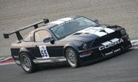 Focus FIA GT3: la Mustang du voyage