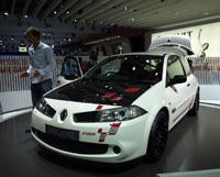 Salon de Londres: Renault Megane R26 R en direct