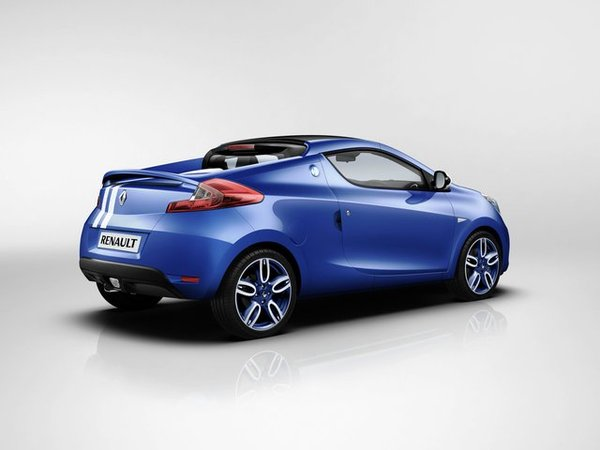 Renault Wind Gordini : elle s'annonce sur facebook