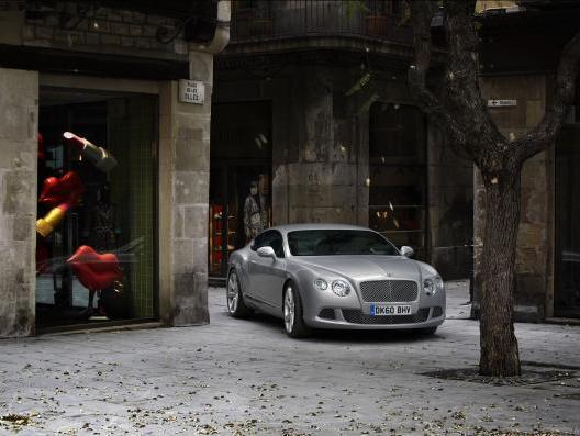 Bentley va effectuer quelques modifications sur son moteur W12