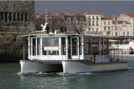 la rochelle accueille d 39 autres bateaux lectriques. Black Bedroom Furniture Sets. Home Design Ideas
