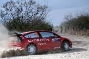 WRC: Mexique: Loeb, extra